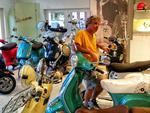 Bruce at his best at Vespa Orlando
